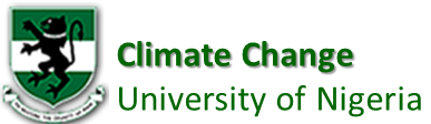 Climate Change,  University Of Nigeria Nsukka
